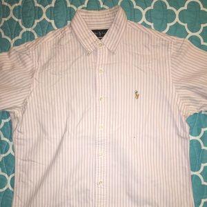 Ralph Lauren Custom Fit Shirt - Medium